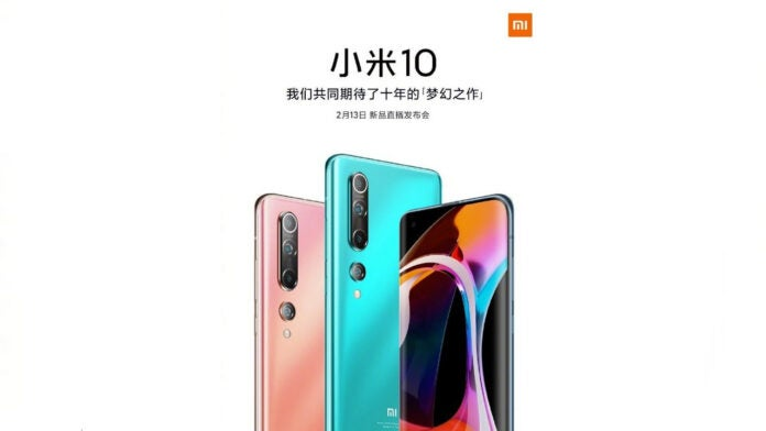 Xiaomi Mi 10 dan Mi 10 Pro sekarang resmi: berikut adalah harga dan fiturnya