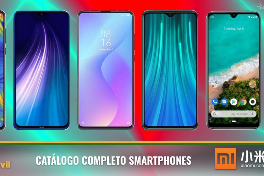Xiaomi Redmi Note 8 dan Note 8 Pro, sehingga mereka masuk ke dalam katalog seluler Xiaomi lengkap pada 2019