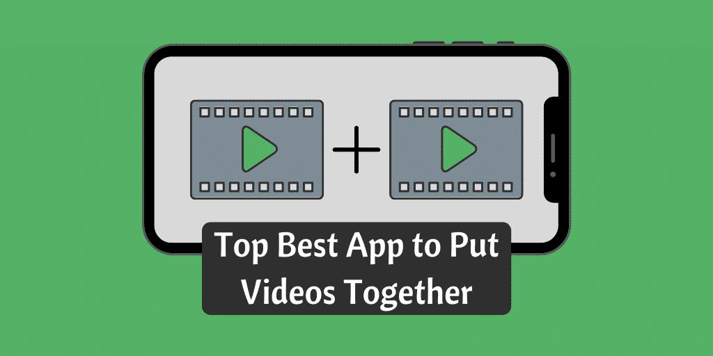 La mejor aplicación para poner videos juntos en 2020