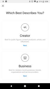 Bagaimana cara melihat siapa yang melihat Anda Instagram Profil 3