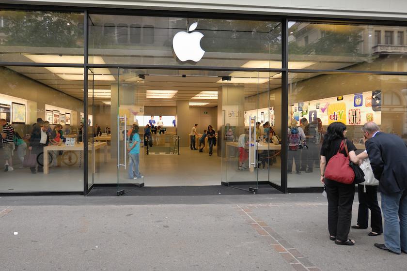 itu Apple Toko Zurich mengubah lokasi dan akan dibuka kembali pada 31 Agustus