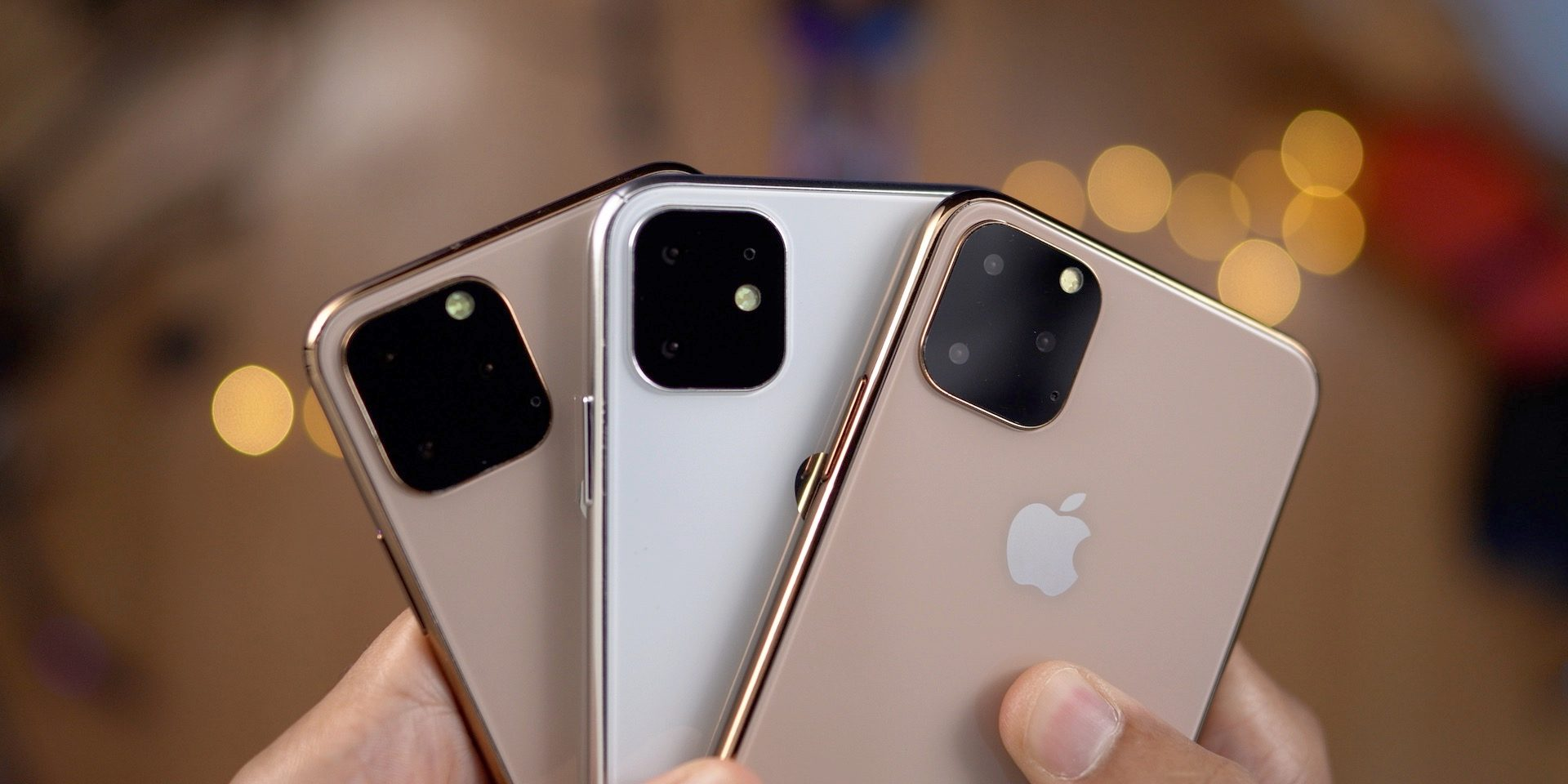 tätä kutsutaan uudeksi älypuhelimeksi Apple kolmella kameralla