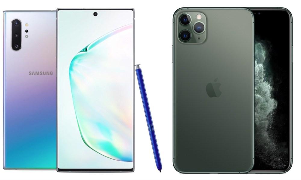 iPhone 11 Pro vs Galaxy Note  10: Yang Perlu Anda Ketahui