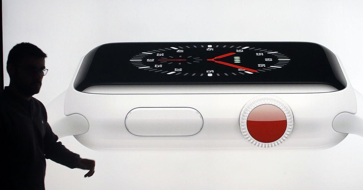 Selanjutnya Apple Watch bisa datang dalam dua selesai baru 1