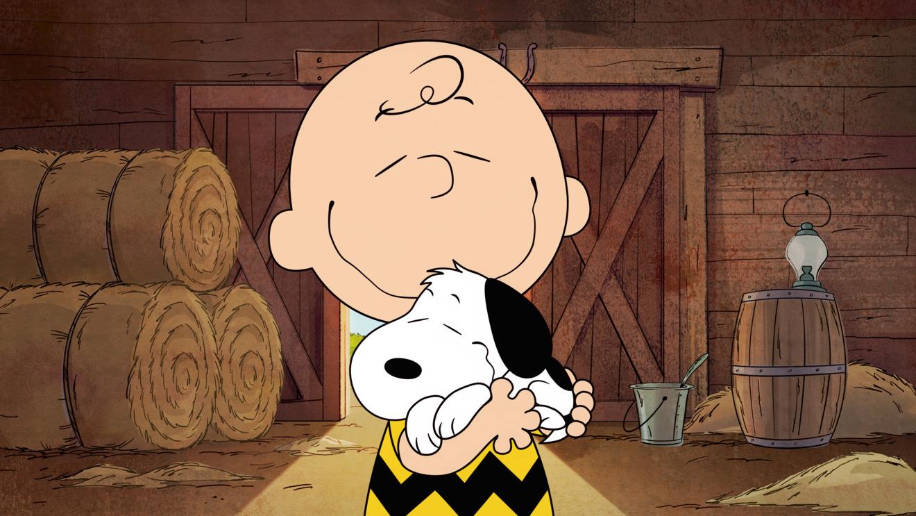 Episodio 1.  Snoopy y Charlie Brown en