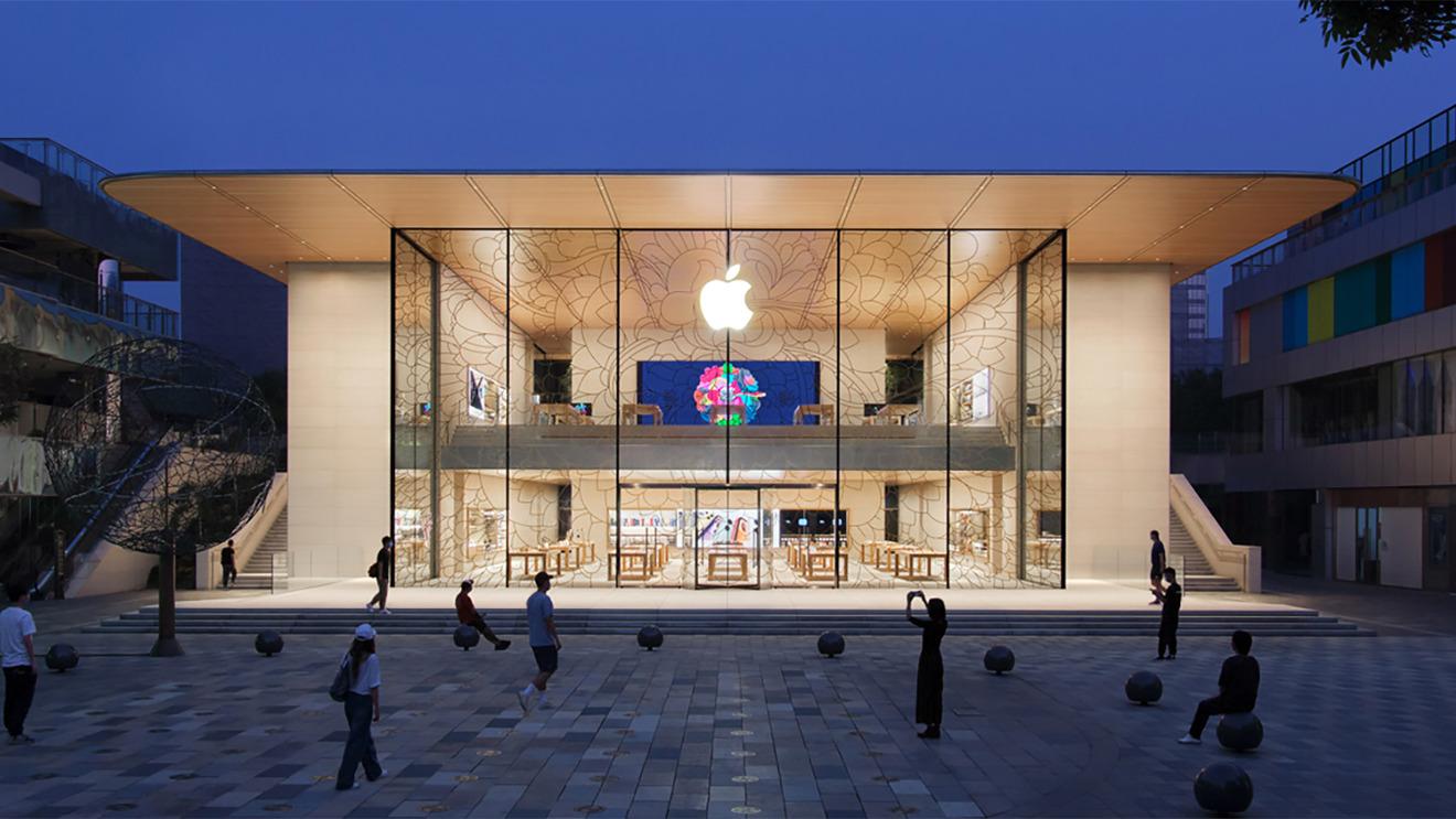 Apple  ha apostado fuerte en China, y ahora la compañía ha establecido un récord trimestral en el país