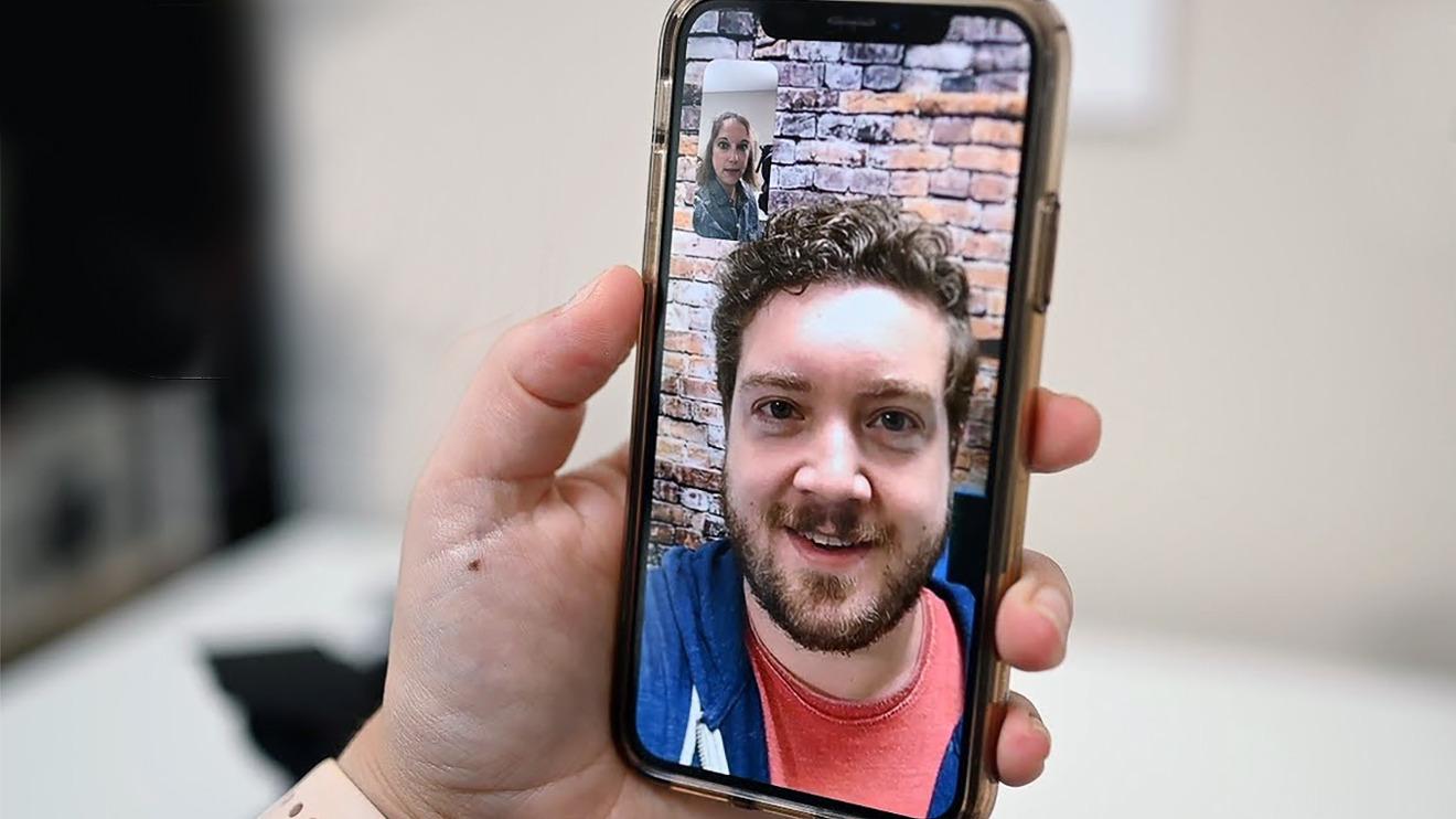 Apple  dice que vio el volumen más alto de llamadas FaceTime el 25 de diciembre