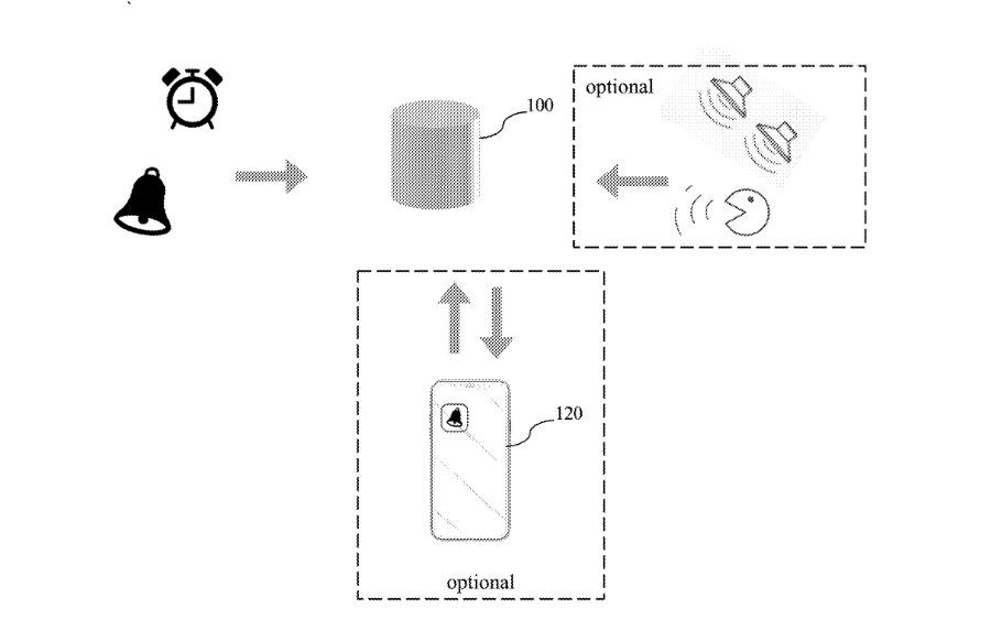 A futuro Apple El dispositivo podría reconocer sonidos como alarmas y notificar al usuario, oa las autoridades, según sea necesario.
