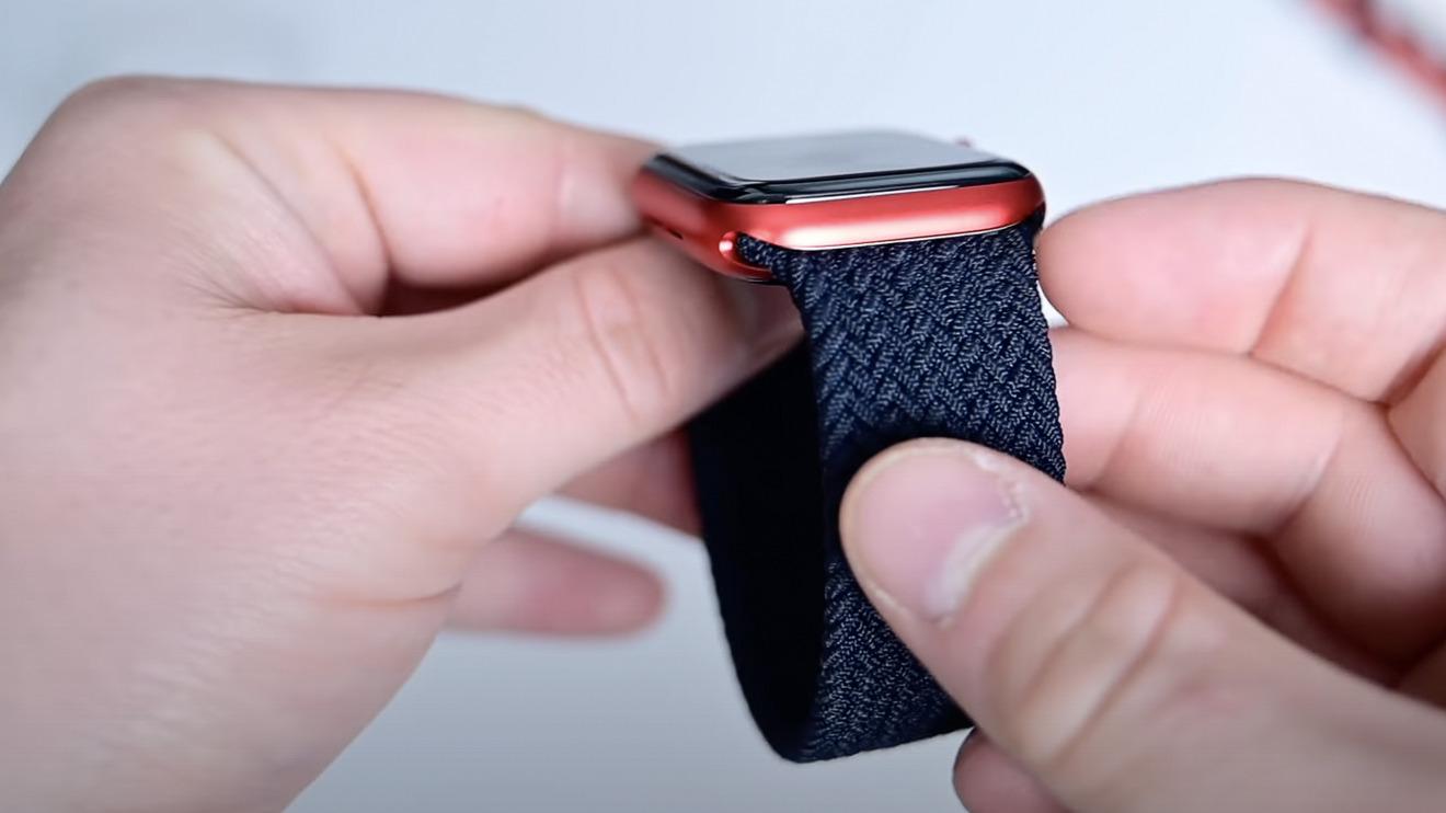 El Solo Loop trenzado es un lujo para cualquier Apple Watch dueño