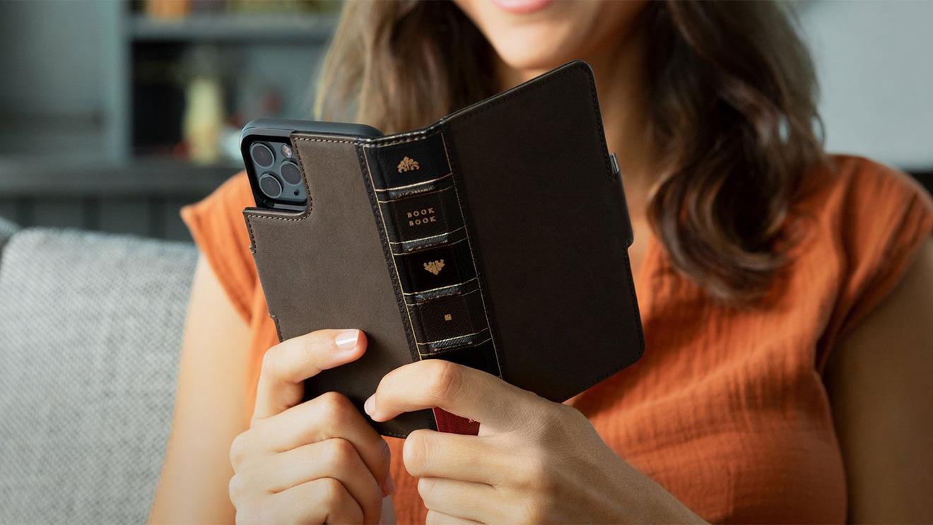 Twelve South BookBook v2 para iPhone