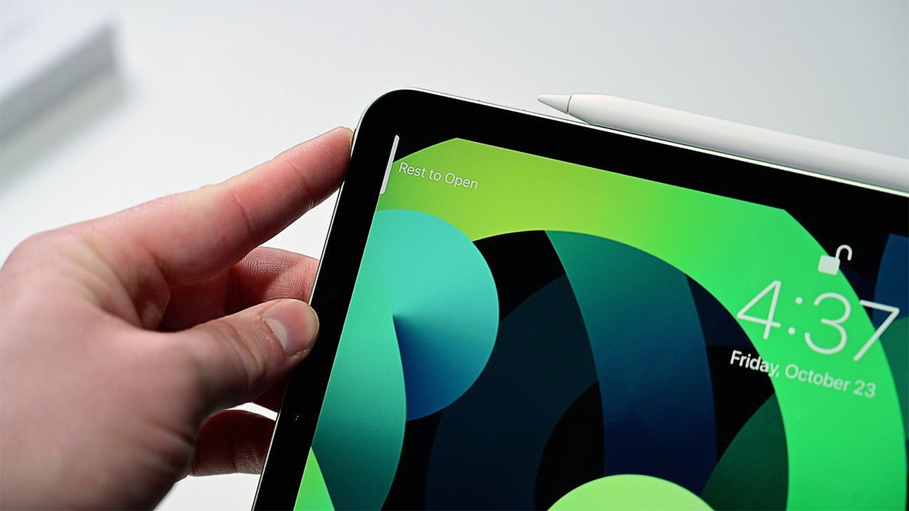 El iPad Air 4 es el iPad Air más profesional hasta ahora