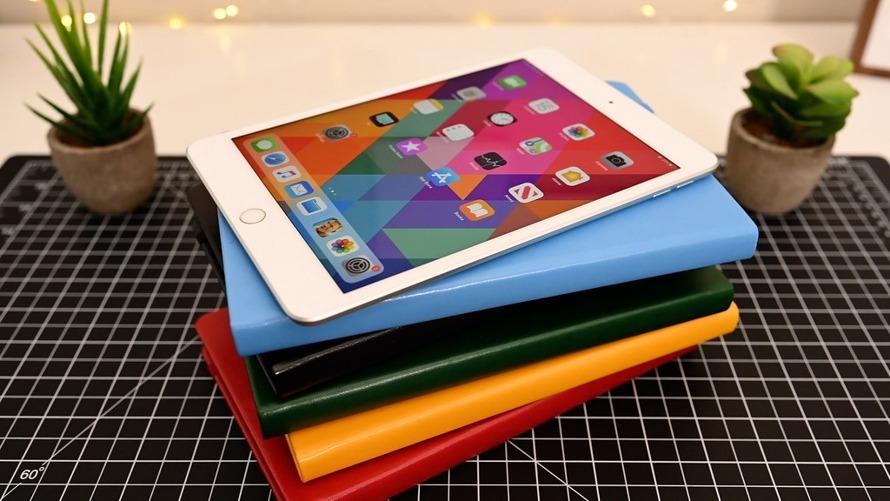 El iPad mini de la generación actual 5