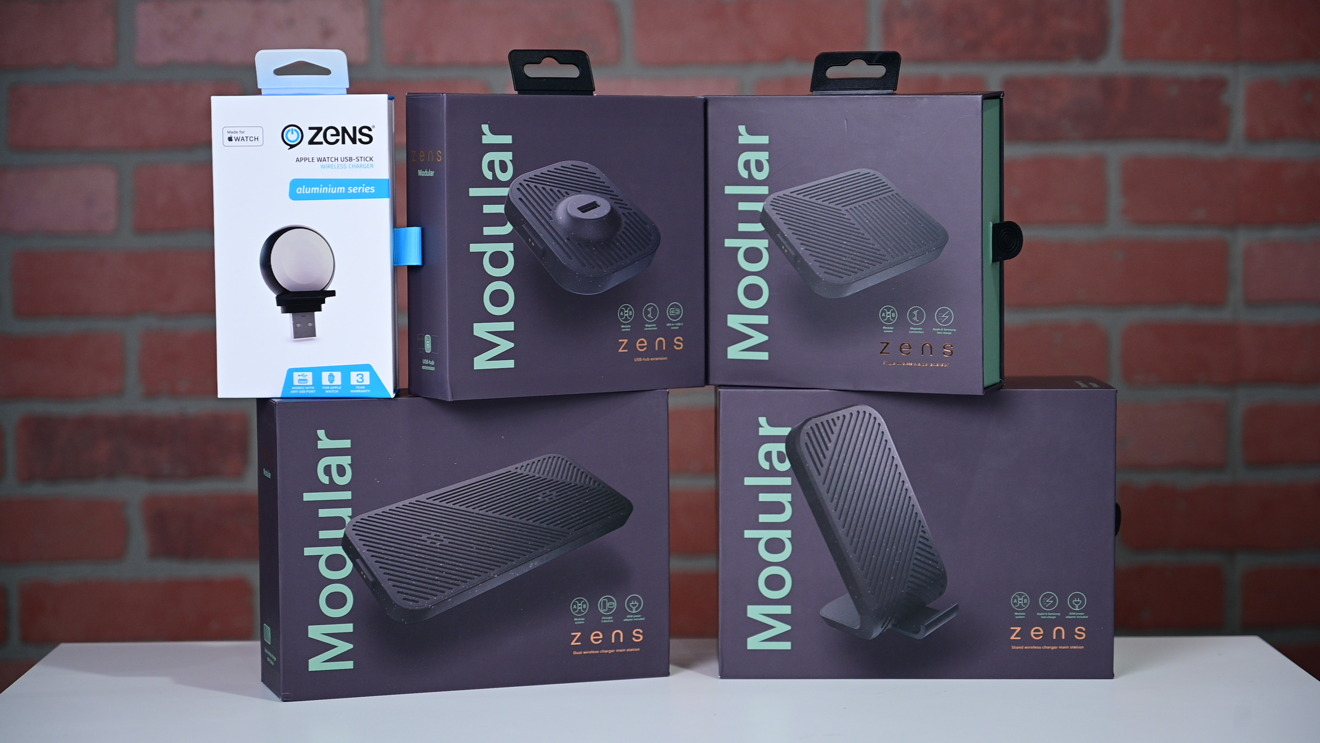 Toda la línea Zens Modular Series