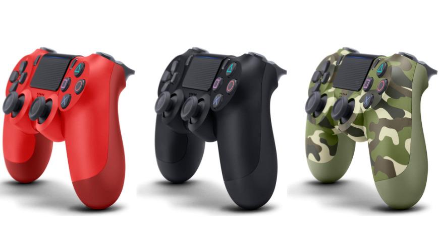 Dualshock 4 controlador