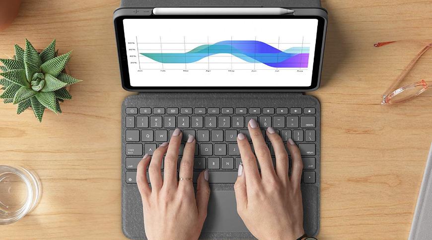Funda para iPad Logitech