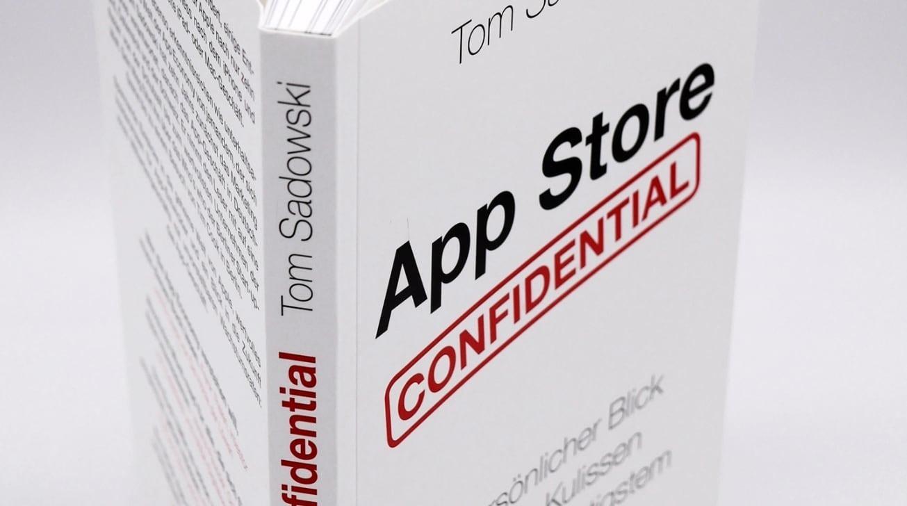 Apple  no logró bloquear este libro en alemán, pero aún no ha habido una traducción al inglés