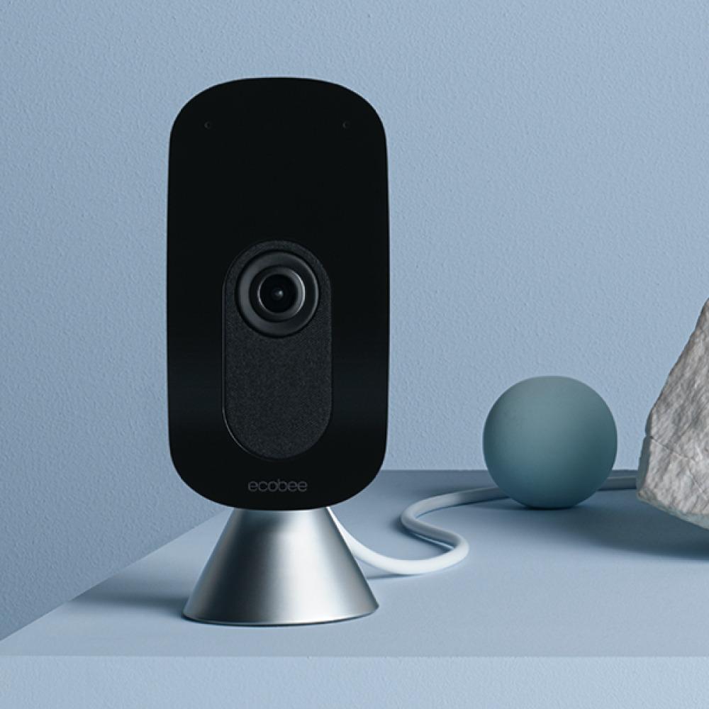 La cámara inteligente Ecobee funciona con HomeKit Secure Video