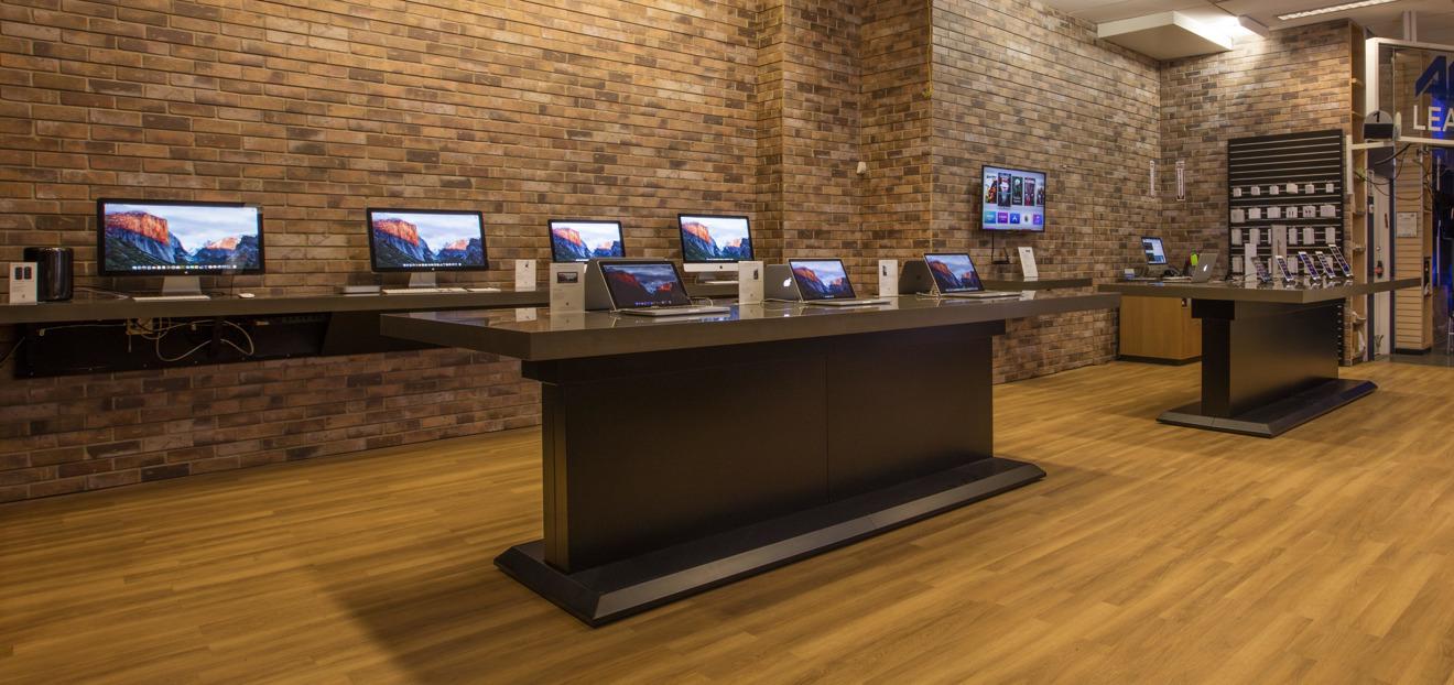 Adorama Apple tienda en la ciudad de Nueva York