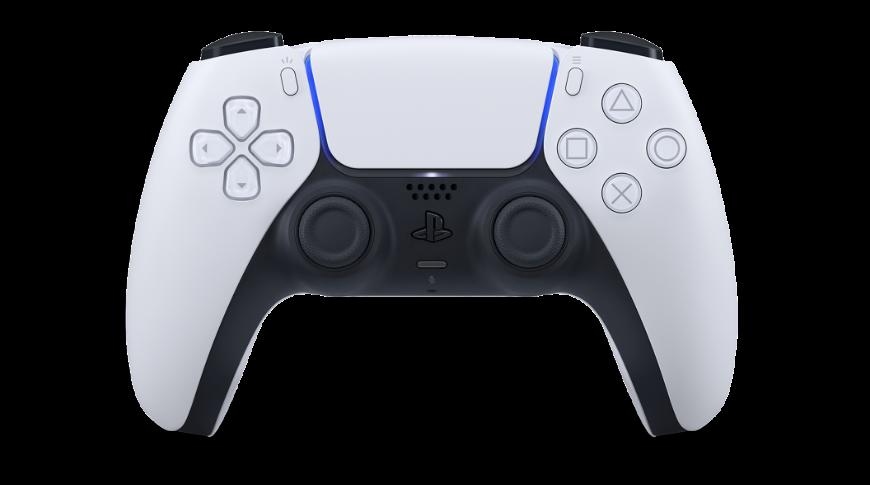 El controlador Dualsense para PS5