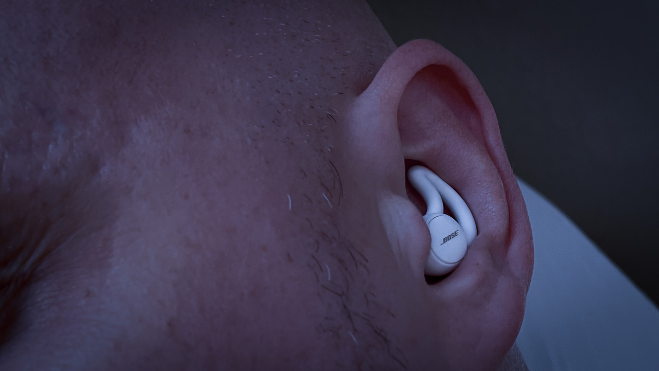 Bose Sleepbuds II se ajusta perfectamente al oído