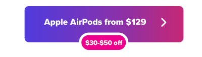 Apple  AirPods a la venta en Amazon botón
