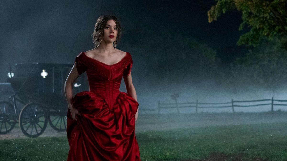 Hailee Steinfeld como Emily Dickinson en Apple TV +