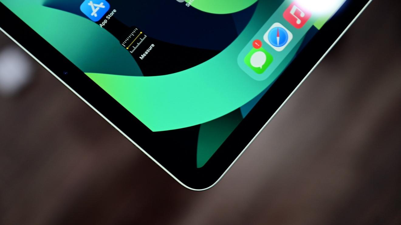 Pantalla Retina en iPad Air