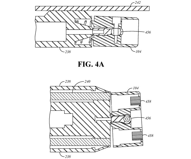 El enchufe podría moverse para un ajuste perfecto en el punto de carga.