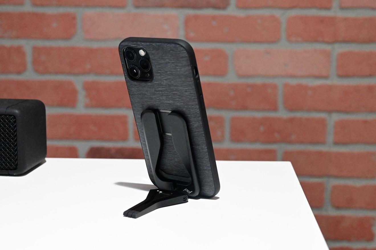 Modo de pie de apoyo Peak Design Mobile