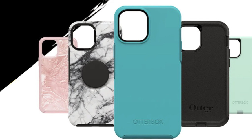 IPhone de OtterBox 12 los estuches ofrecen protección adicional