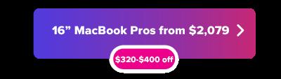 Ofertas de After Prime Day en MacBook Pro 16 modelos en pulgadas