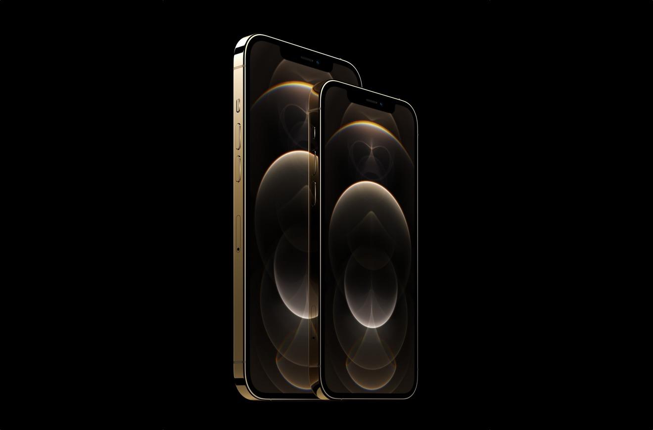 El iphone 12 Pro y iPhone 12 Pro Max