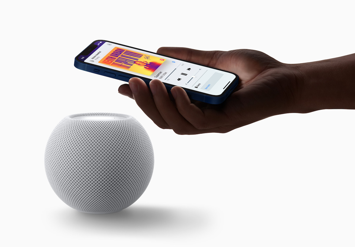Las nuevas funciones de Handoff proporcionarán retroalimentación táctil, auditiva y visual.  Crédito: Apple