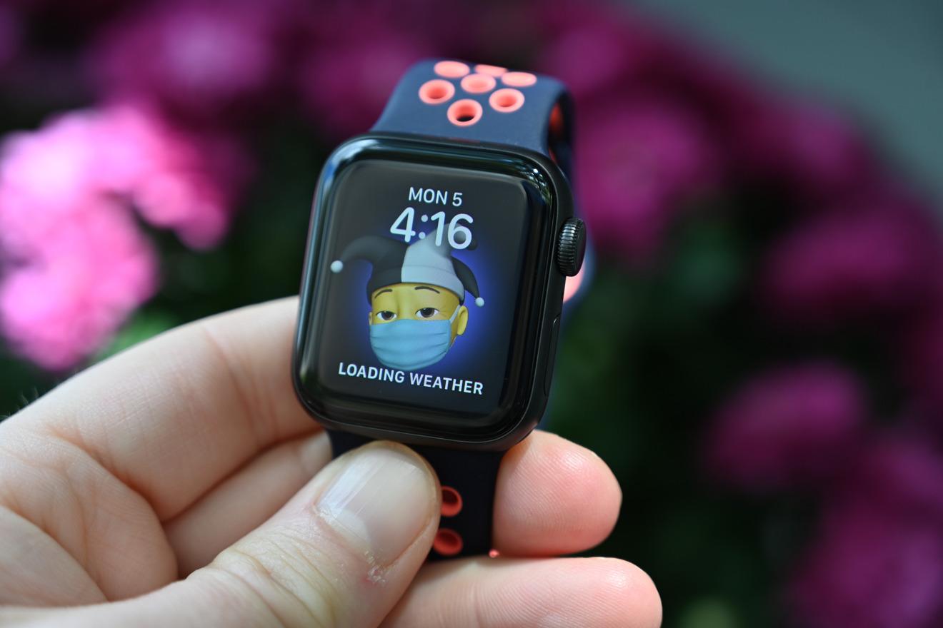Los memoji se pueden crear en el reloj de Apple