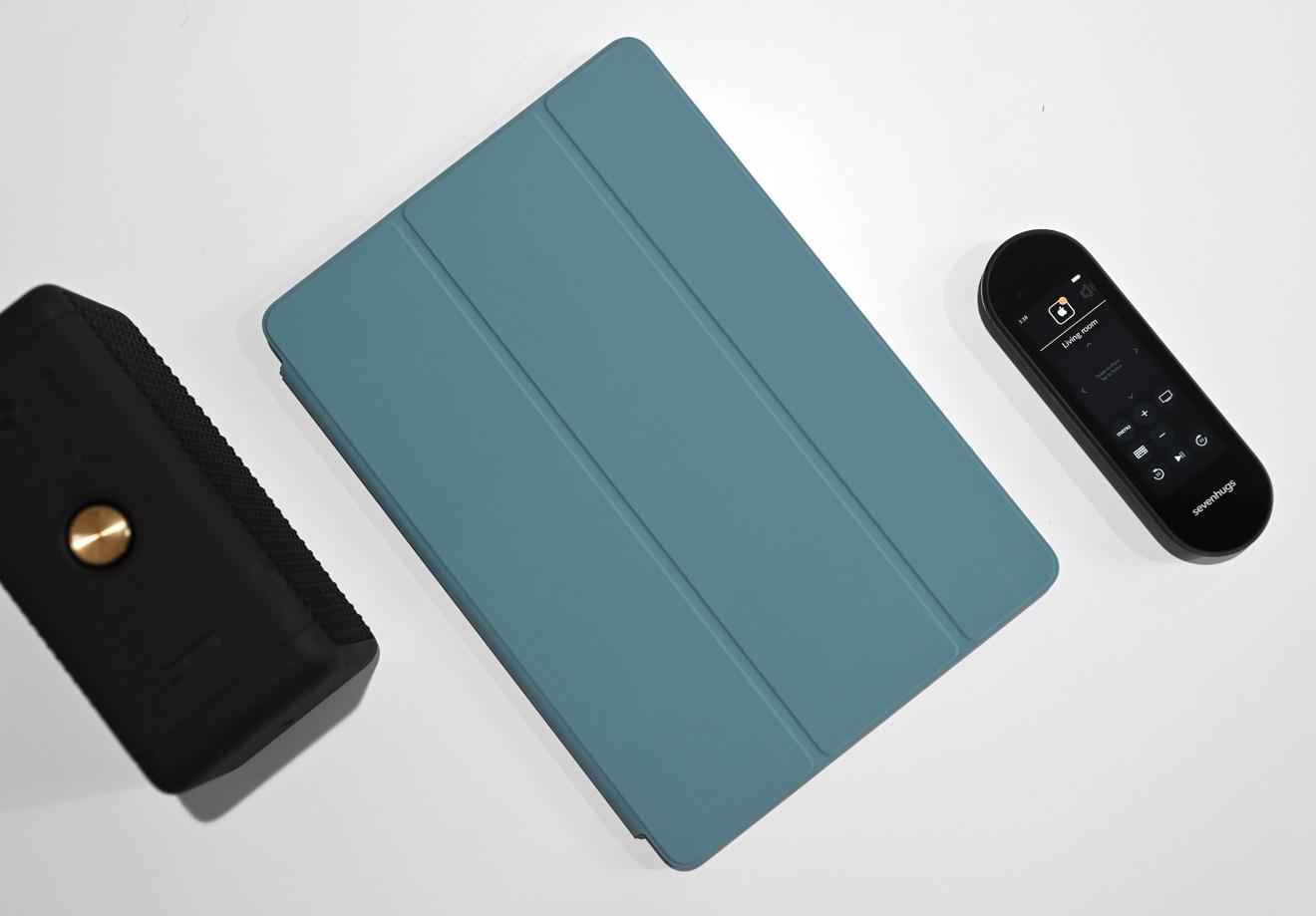 iPad en una Smart Cover