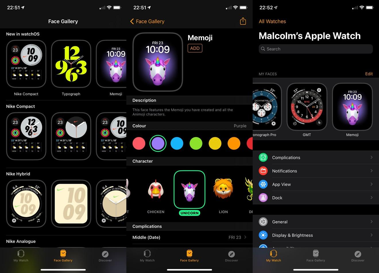 Cómo agregar una esfera de reloj en iOS 14