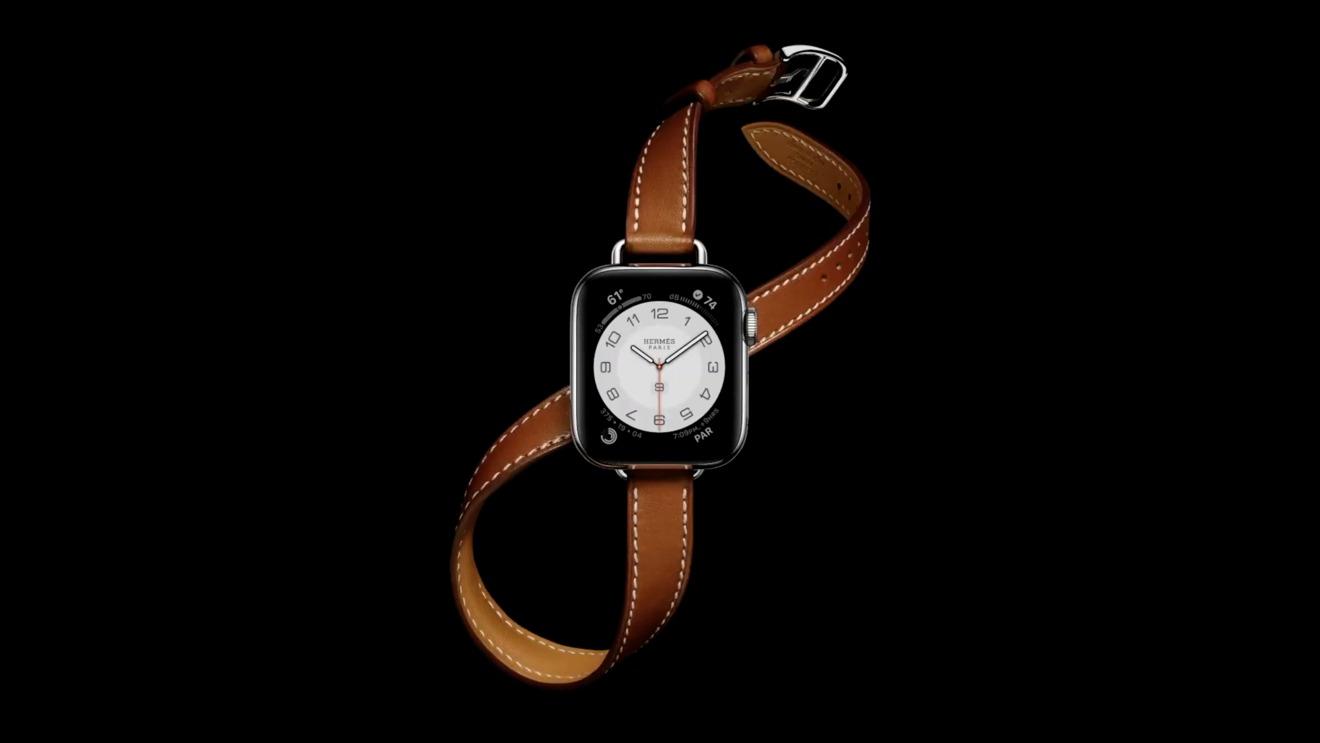 Hermes Apple Watch Serie 6