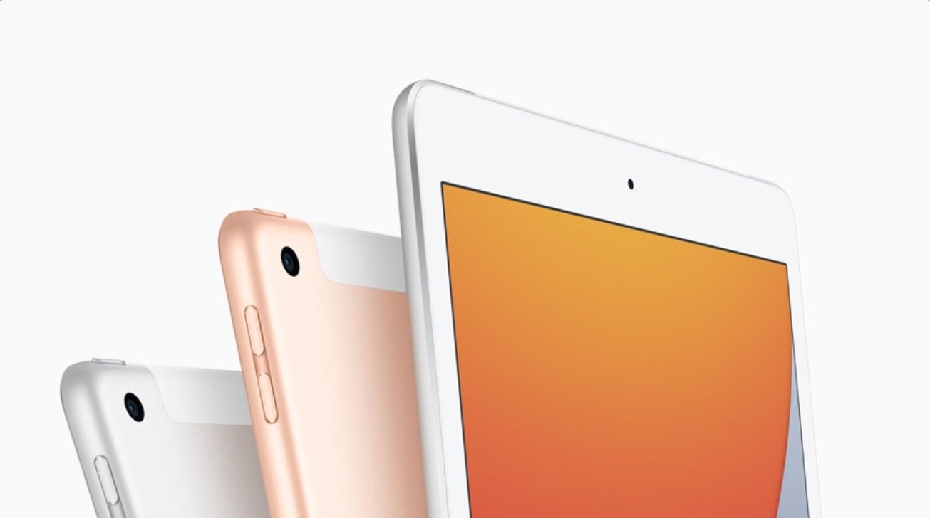 No hay cambios en las cámaras del iPad 2020