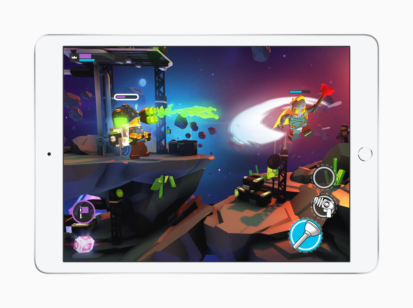 El iPad 2020 debería funcionar mejor para los juegos