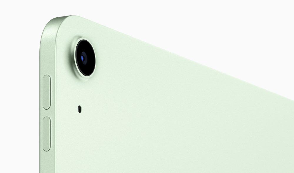Se ha mejorado la cámara trasera del iPad Air