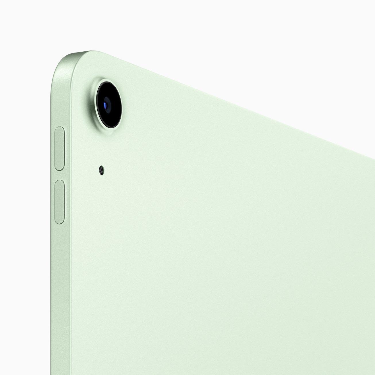 La cámara trasera del iPad Air se ha actualizado a una 12-sensor de megapíxeles