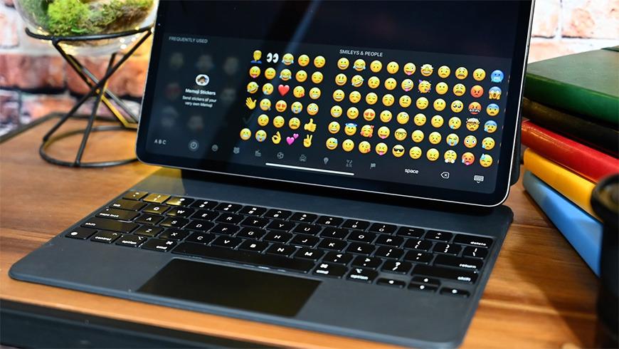 Apple  podría lanzar una variante del Magic Keyboard con Trackpad para el 10.8iPad de pulgadas.