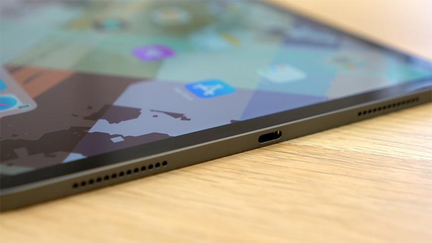 El nuevo 10.8Se rumorea que el iPad de una pulgada lanzará Lightning para USB-C.