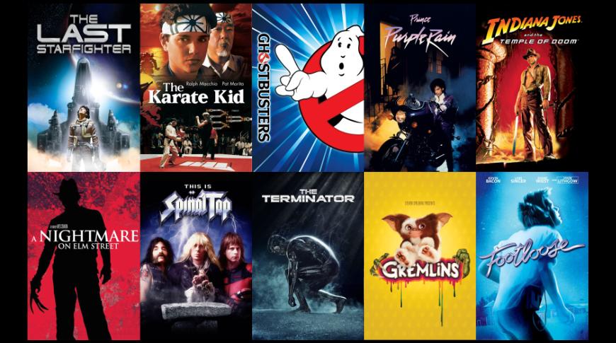 1984-Vaya año para las películas