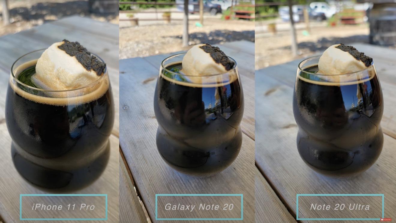 La NoteEl enfoque fue un problema aquí, centrándose en la parte delantera izquierda de la taza en lugar de la parte superior