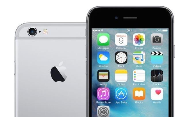 AppleiPhone de 6