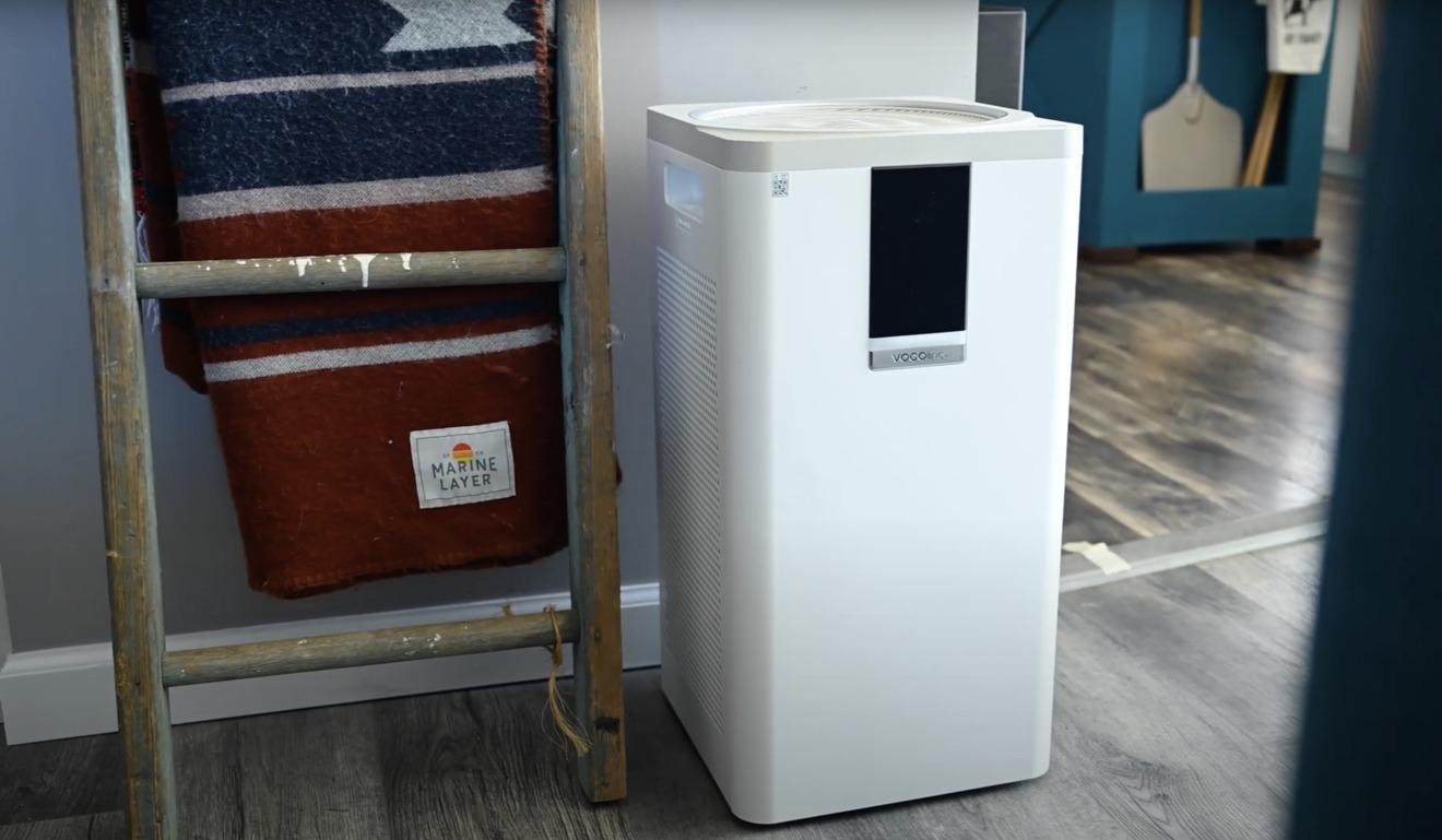 Purificador de aire VOCOlinc PureFlow HomeKit
