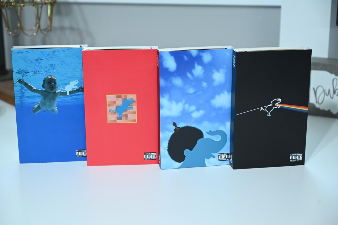 Cajas de caja de disco ágil