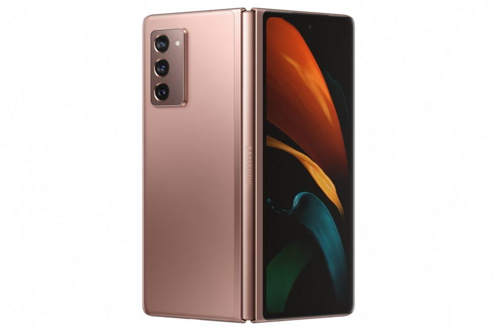 De Samsung Galaxy Pliegue en Z2