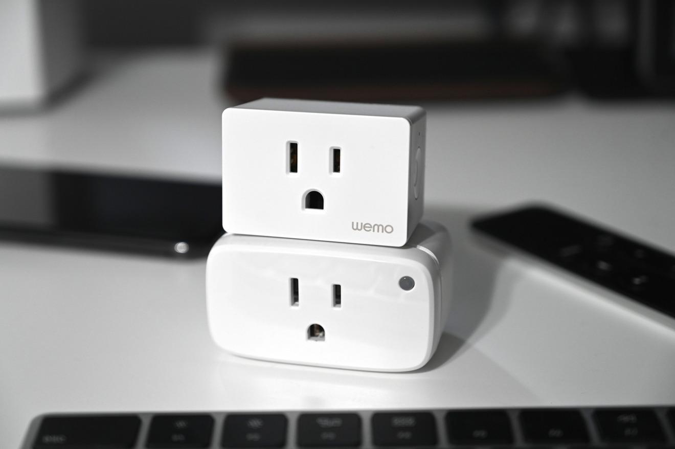 Wemo Smart Plug y Eve Energy de segunda generación